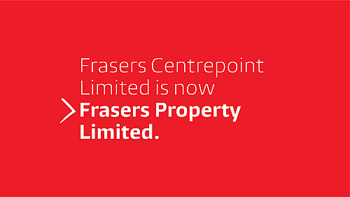 Frasers Centrepoint Limited is now Frasers Property Limited