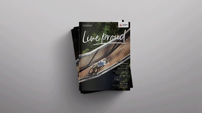 Live Proud Spring/Summer edition