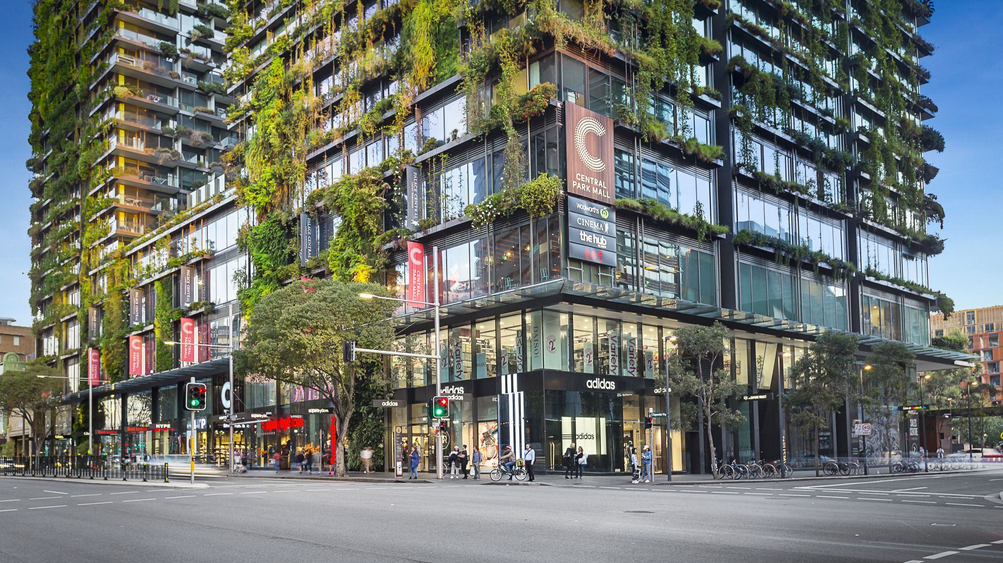 Central Park Mall, Sydney nSW by Frasers Property Australia and Sekisui House Australia