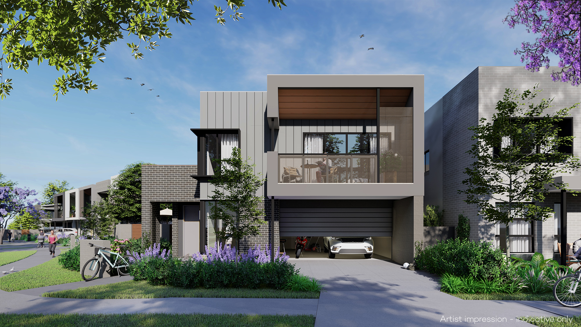 The Ambrose Collection, Fairwater, Blacktown NSW | Frasers Property Australia