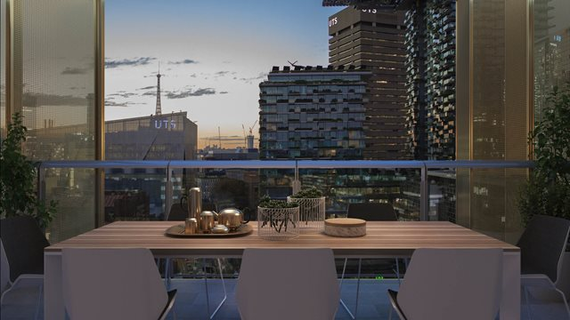 Central Park, Chippendale | NSW Frasers Property Australia