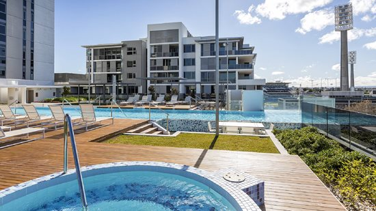 Queens Riverside, East Perth | WA Frasers Property Australia
