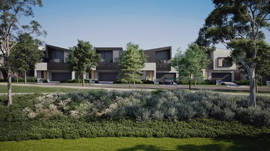 Park Crescent Homes | Burwood Brickworks