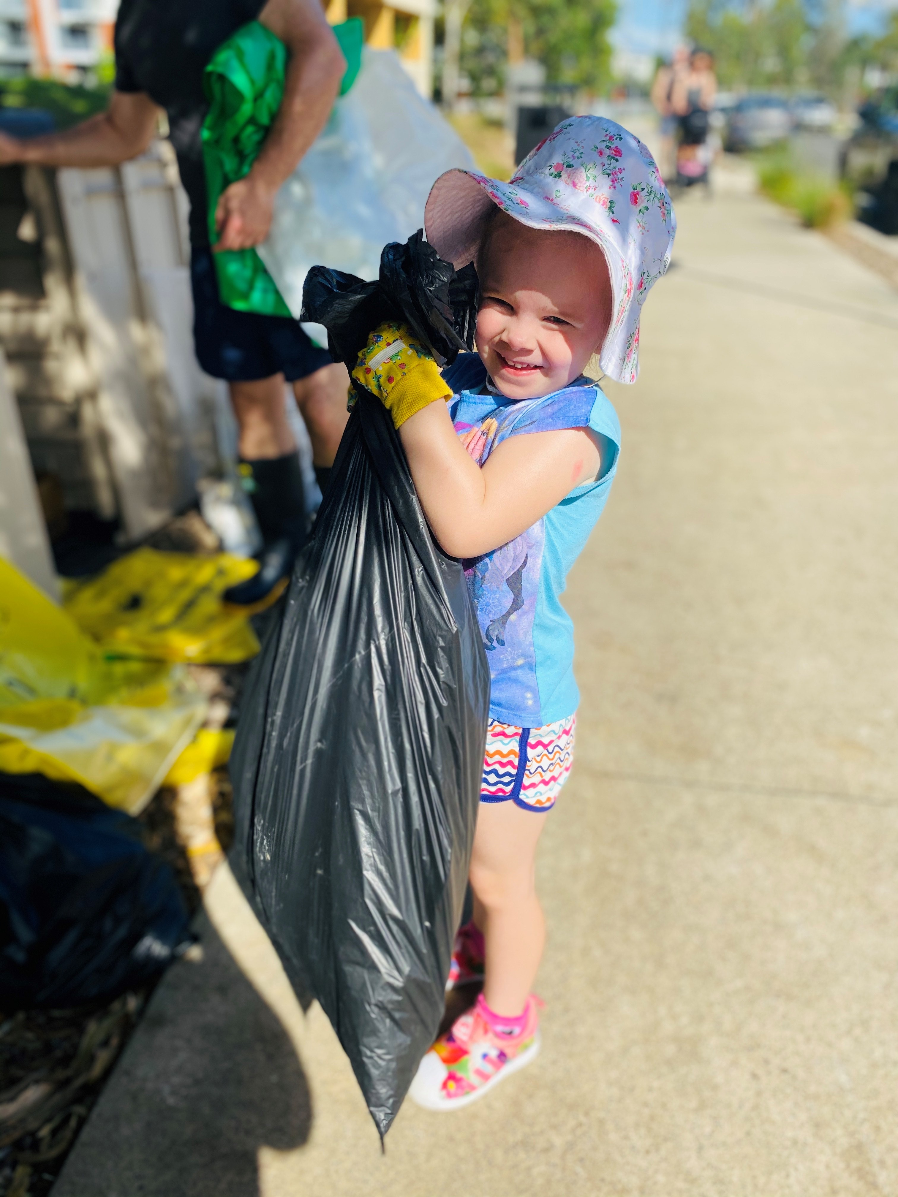 Fairwater Clean Up Day 2020