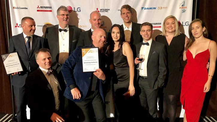 Alinta Energy Excellence in Innovation