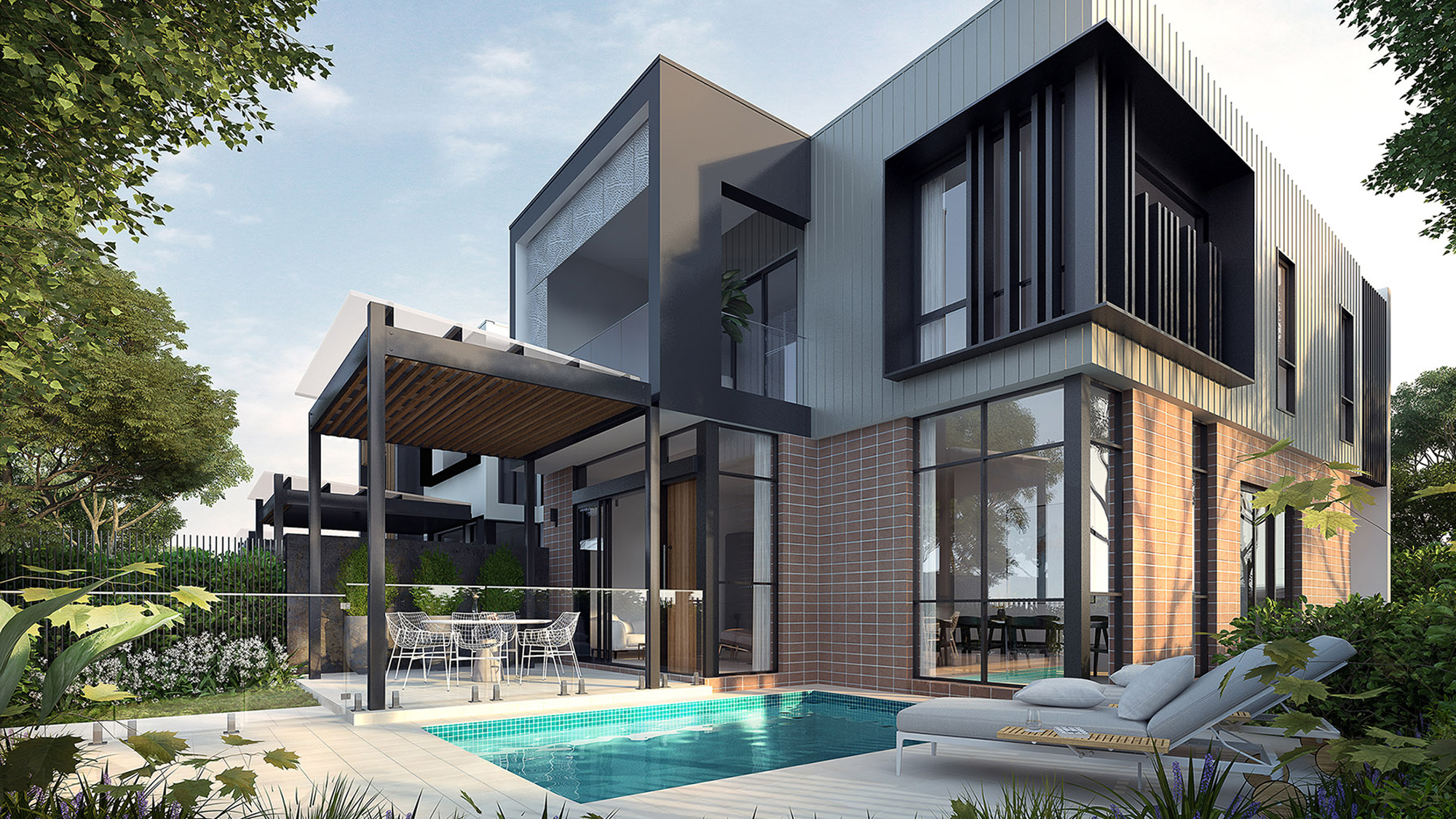 The Sails Homes Release