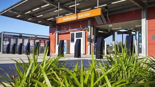 Shellharbour Junction