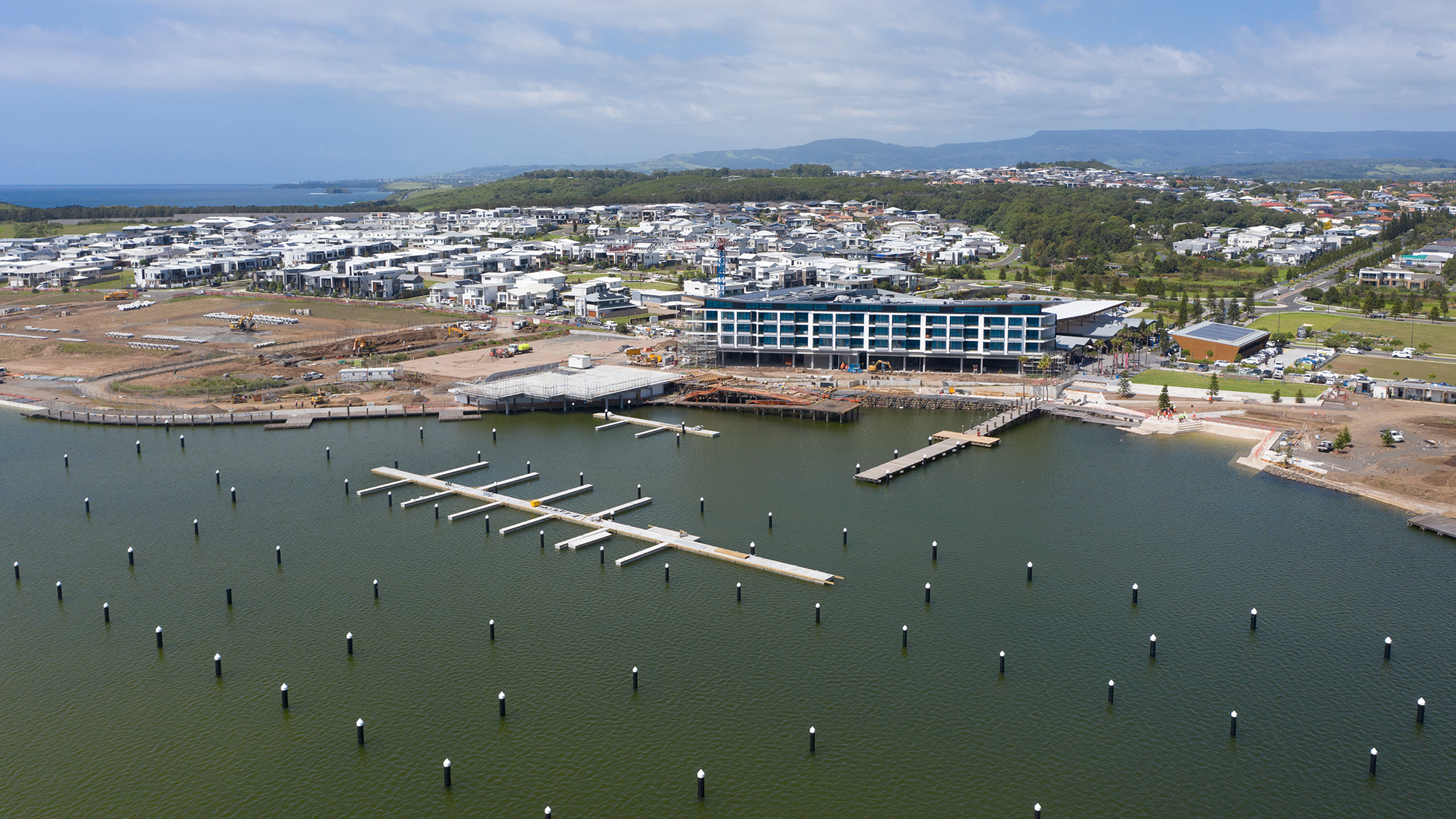 The Waterfront Marina photo January 2021