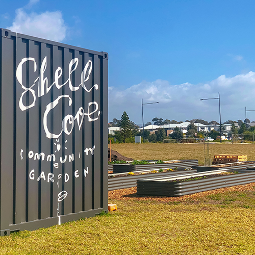 Shell Cove Community Garden