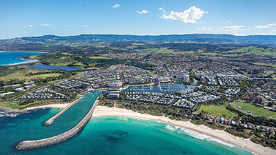 The Waterfront, Shell Cove | Frasers Property Australia