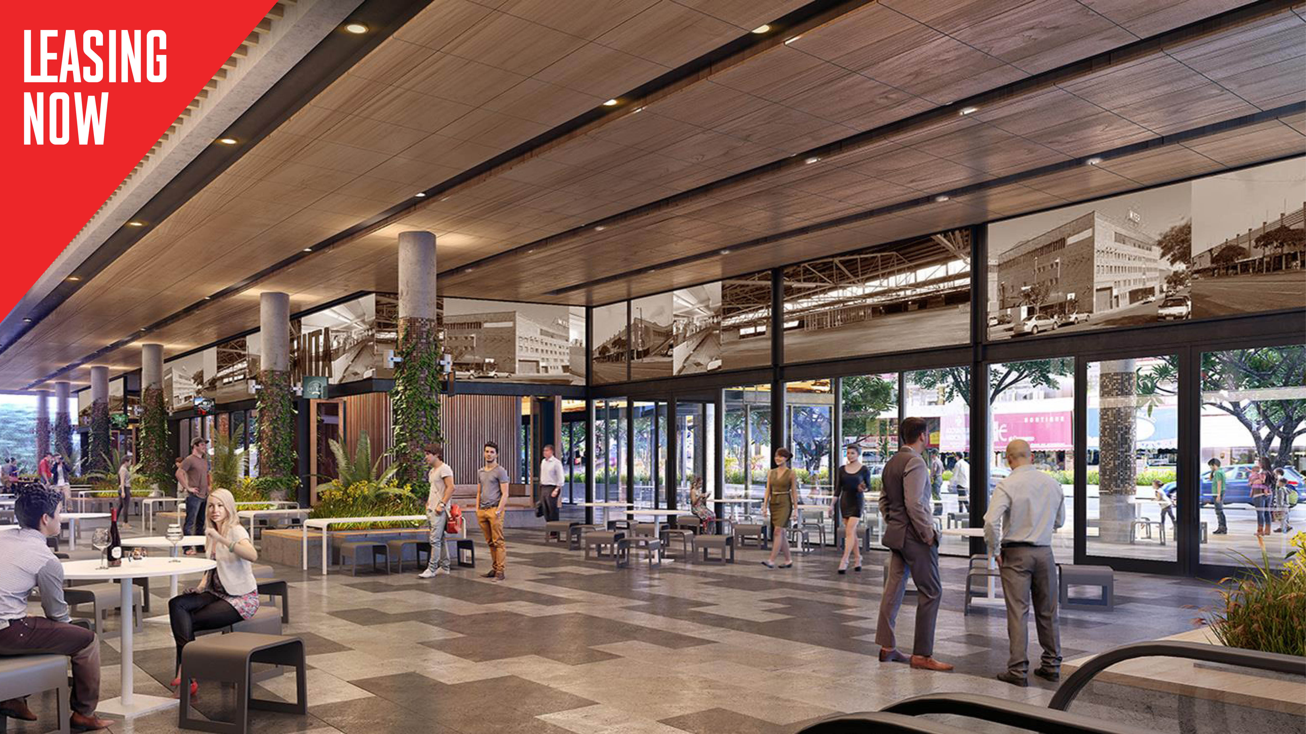 Leasing Now Coorpoaroo Square