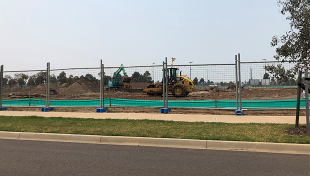 Parkwood Construction Update