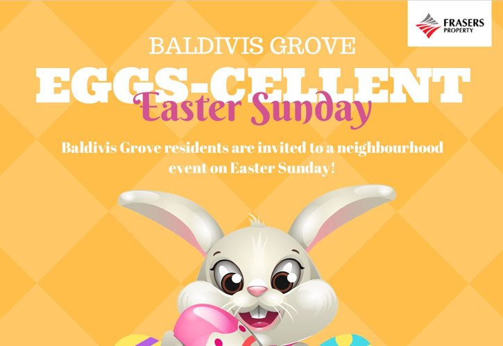 Easter event at Baldivis Grove