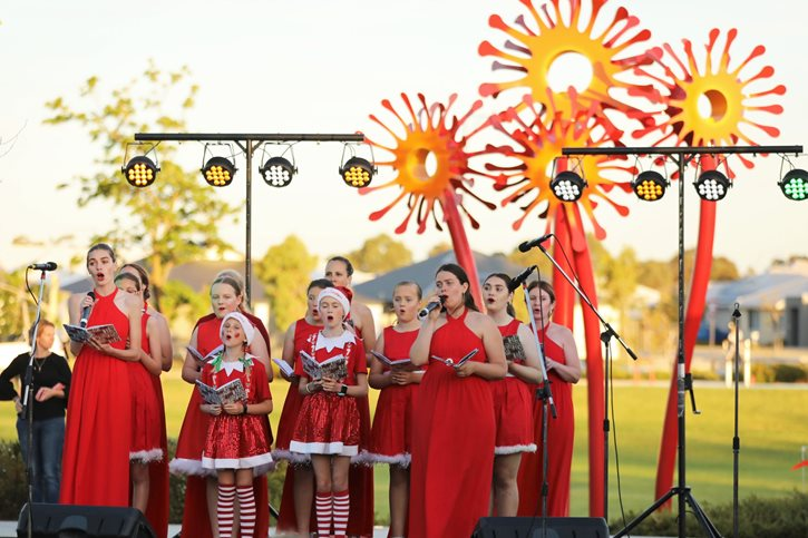 Red Dress Choir