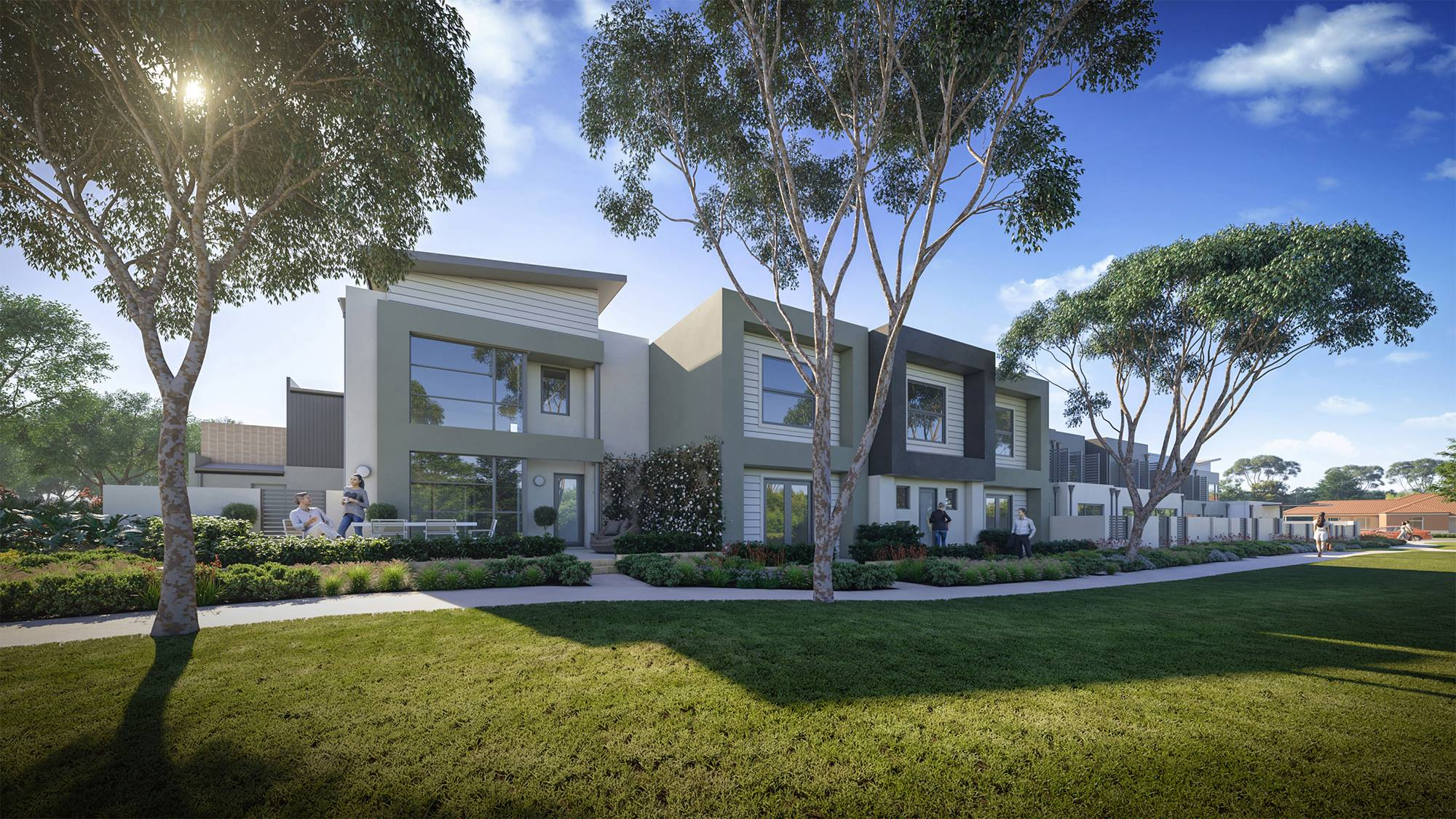 Apartments Houses And Land For Sale