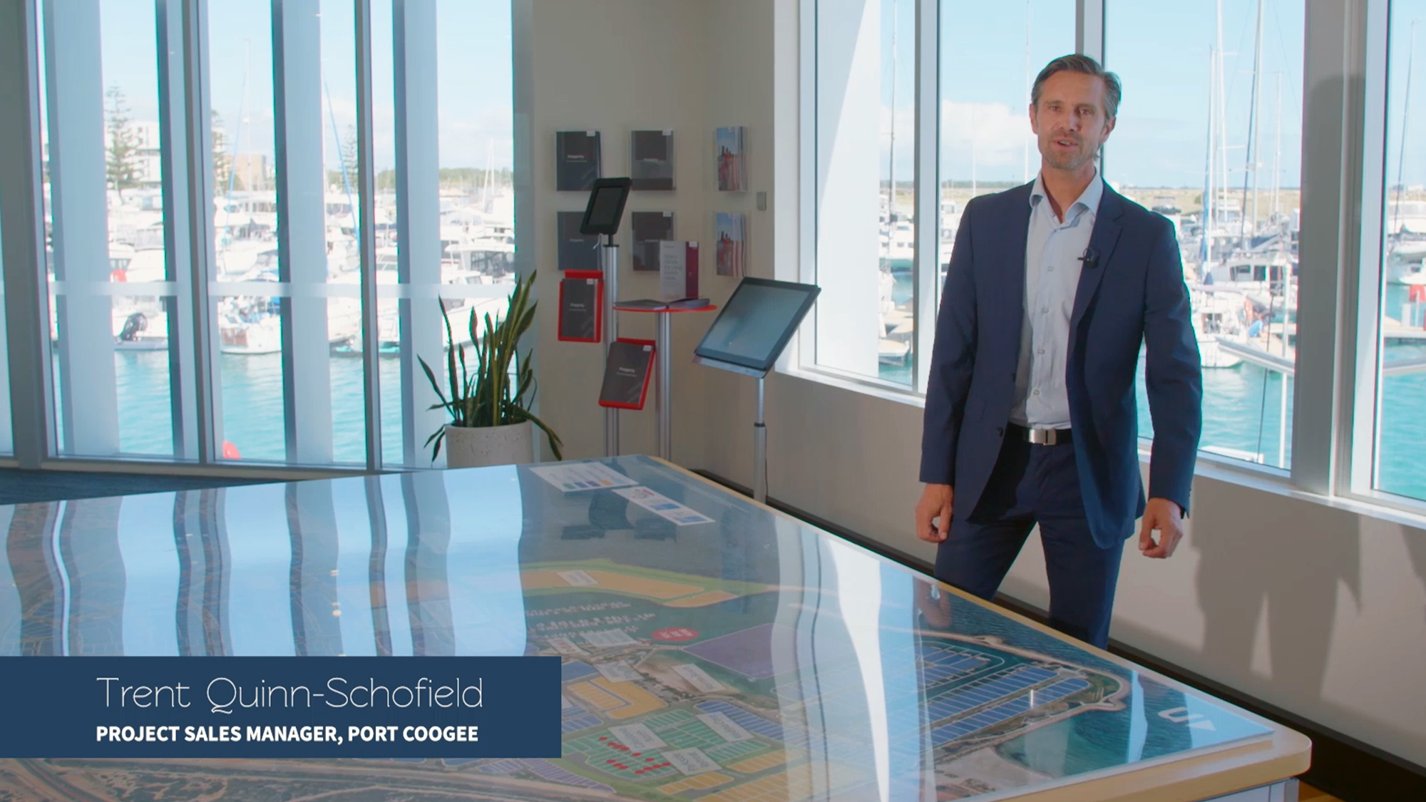 Trent Quinn-Schofield Project Sales Manager, Port Coogee