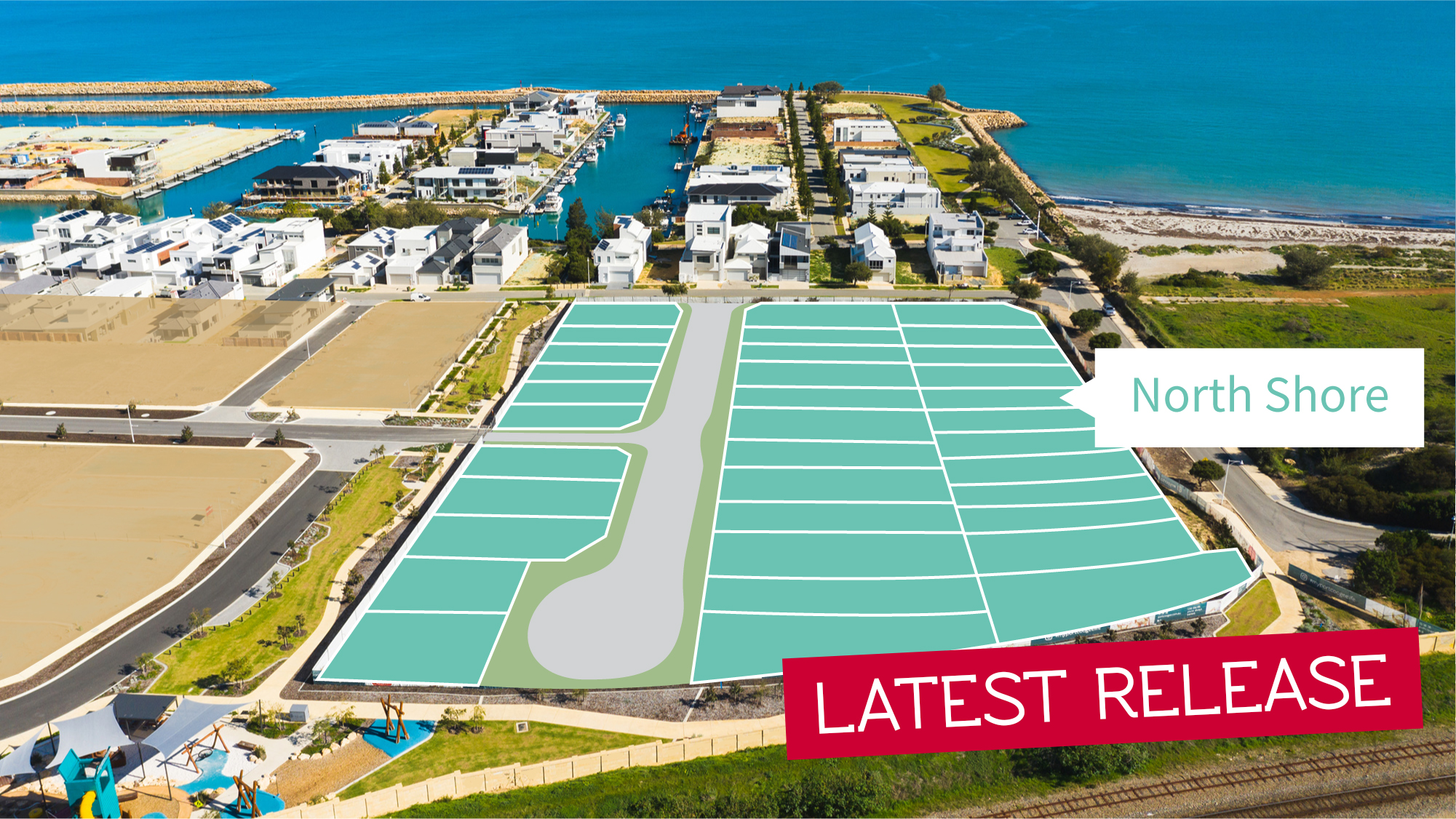 North Shore Land Release - Port Coogee