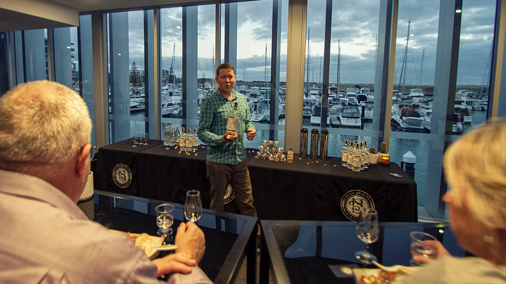 Meet the Maker - Journey Through Gin at Port Coogee