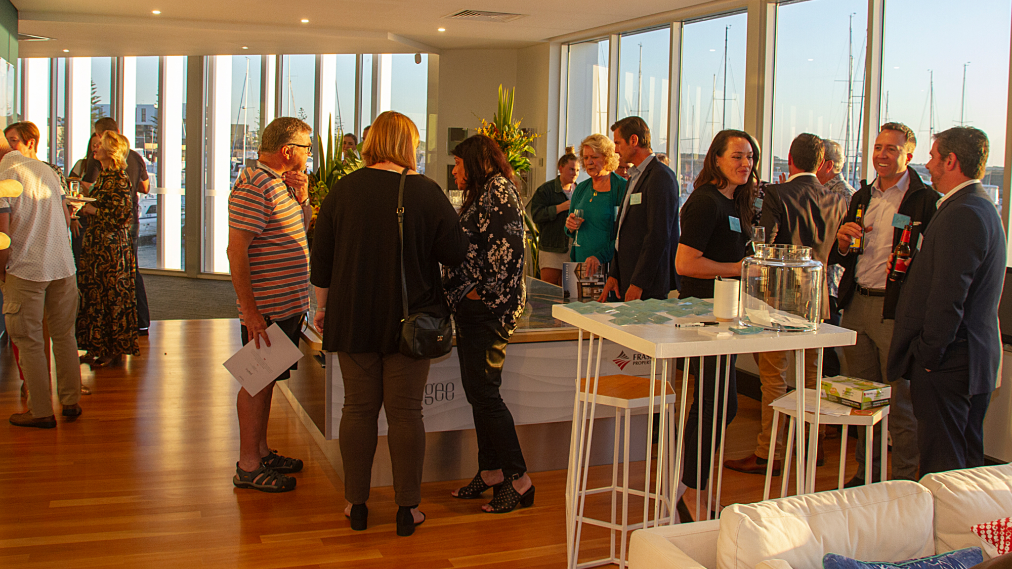 Terrace VIP event at Port Coogee Nov 2018