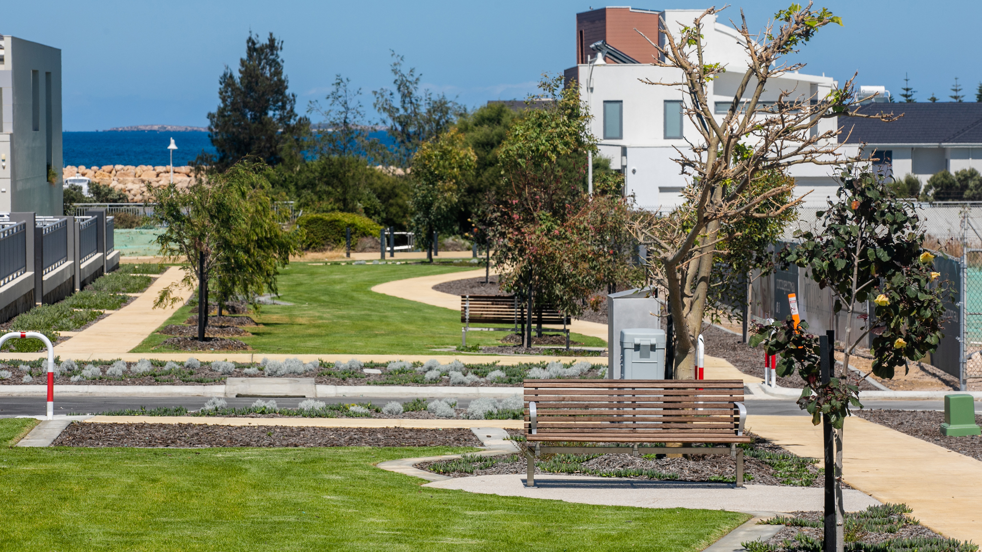 Park Opening - Parkside Retreat, Port Coogee