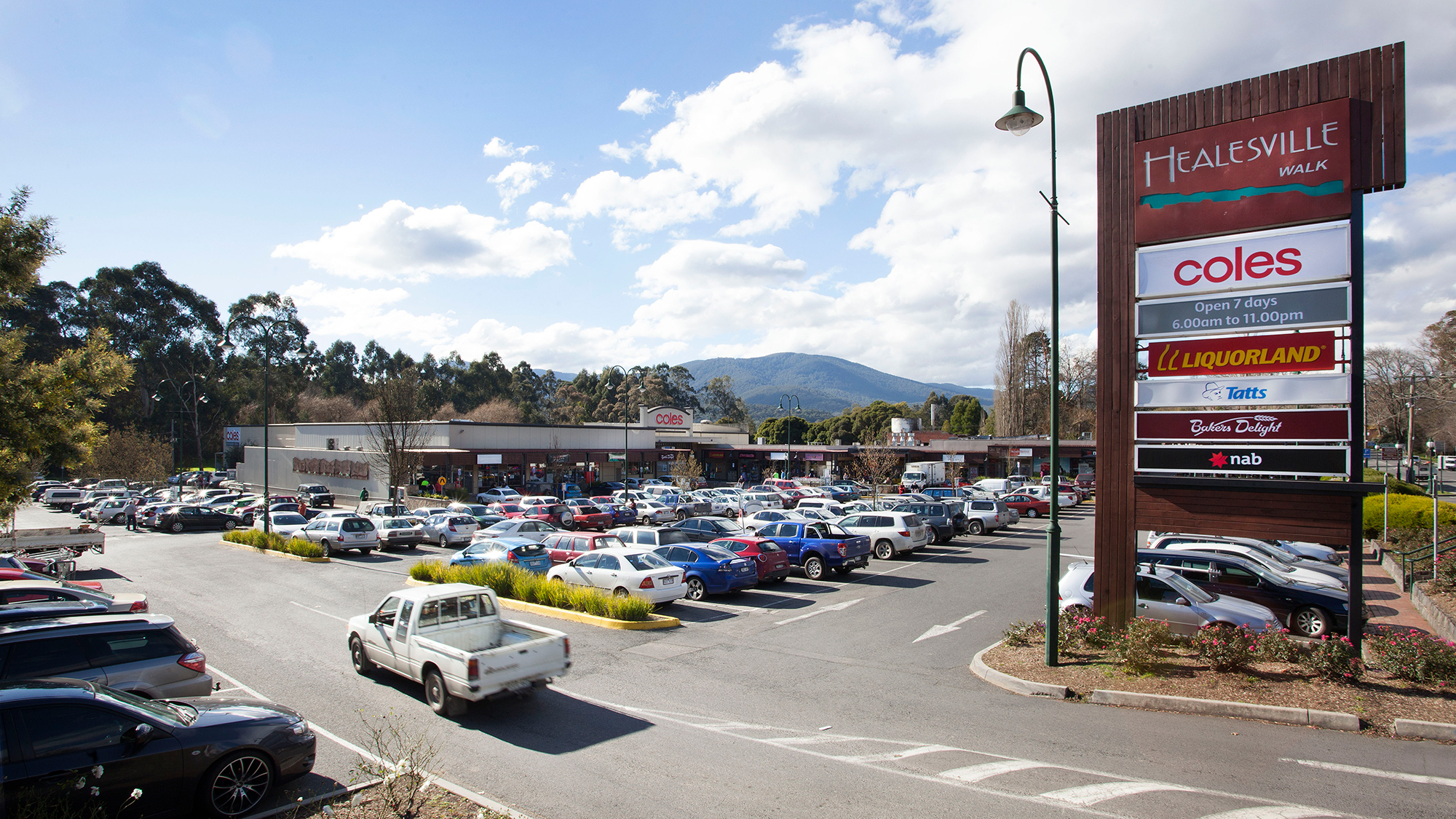 Healesville Shopping Centre