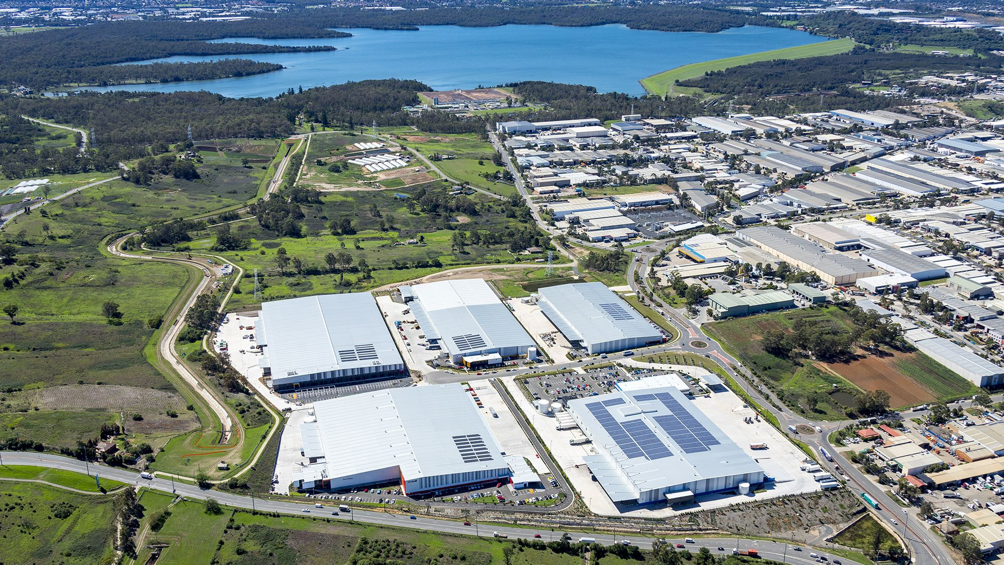 Horsley Drive Business Park by Frasers Property Australia