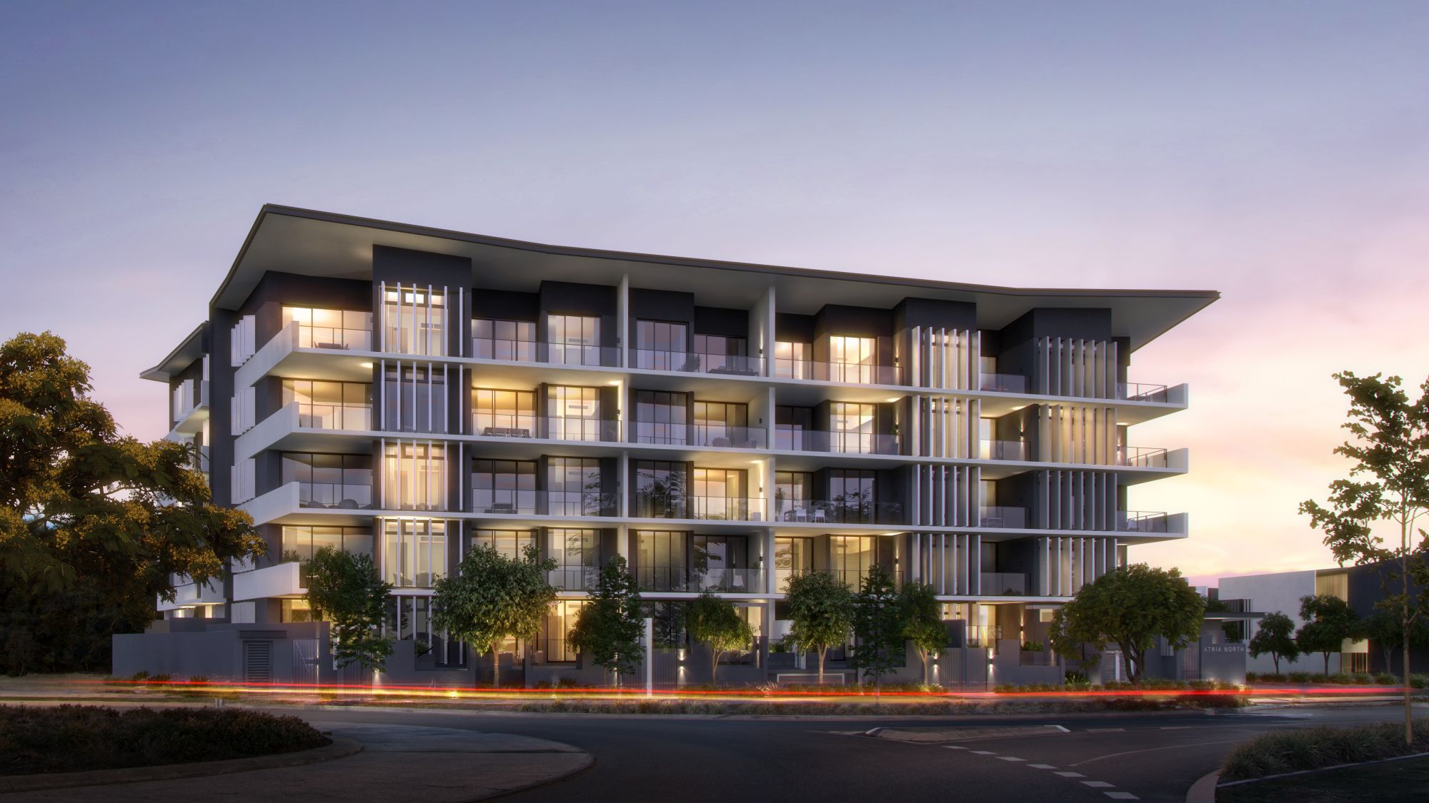 Atria North, Hamilton Reach, Queensland, Frasers Property Australia