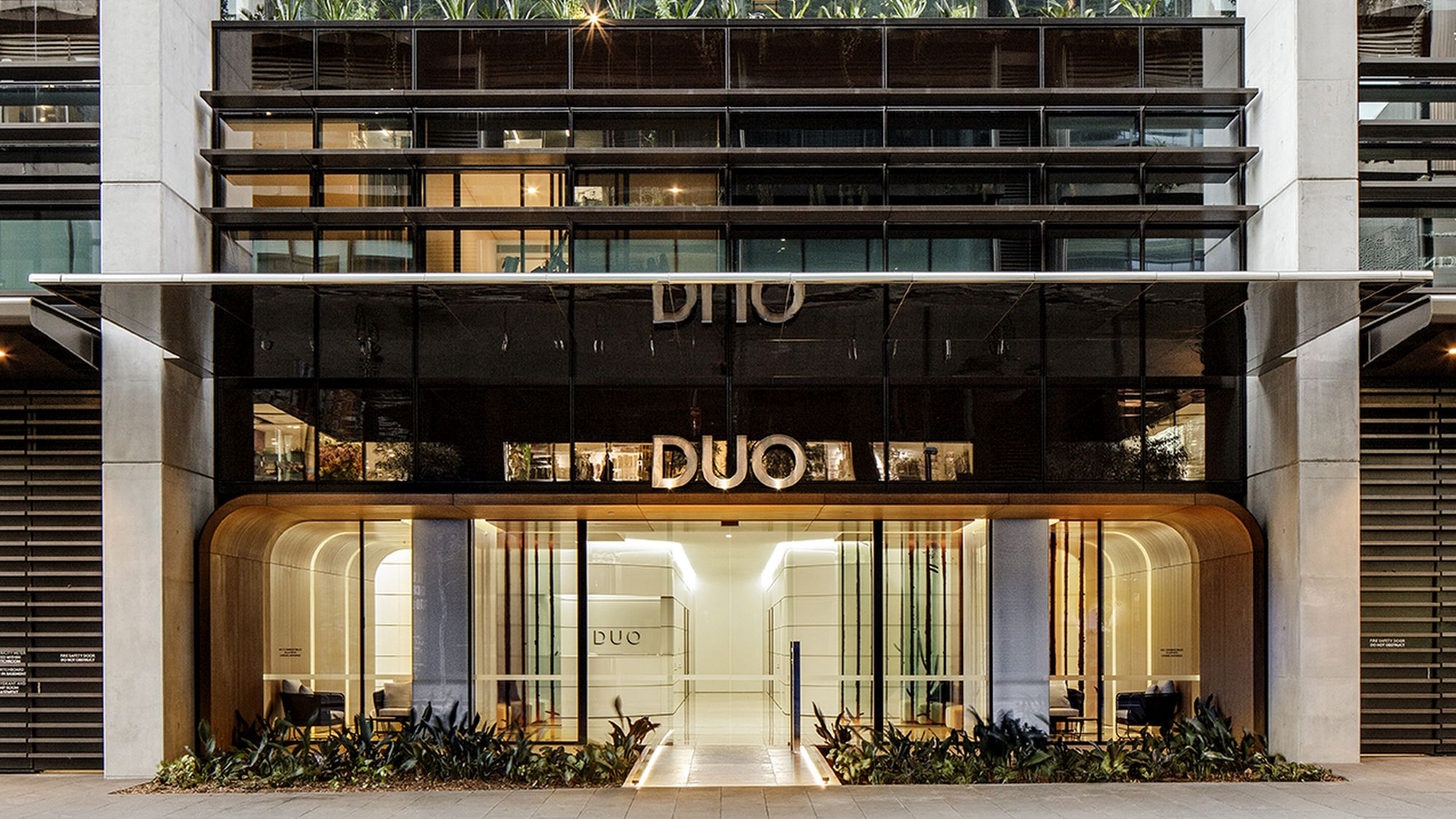 DUO, Central Park, Frasers Property Australia