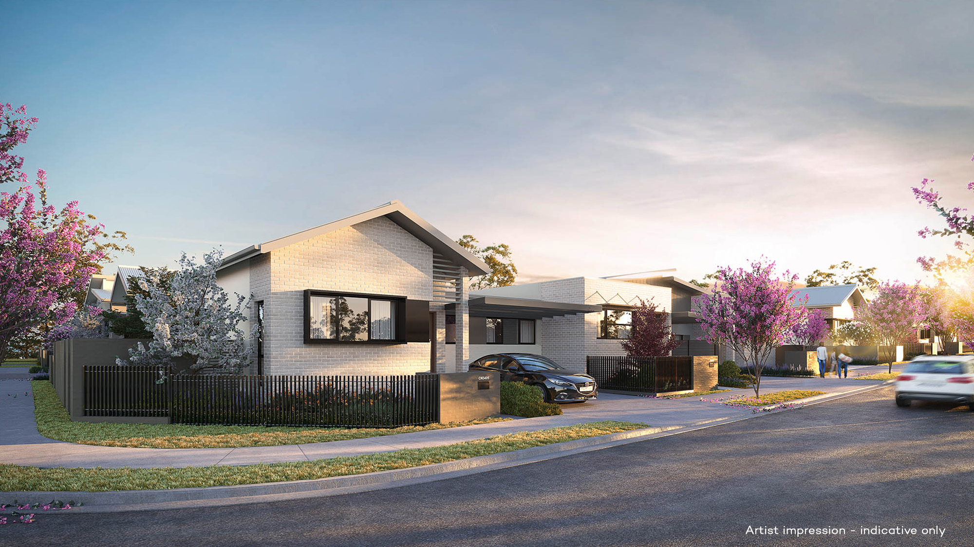Fairwater, Blacktown, New South Wales | Frasers Property Australia