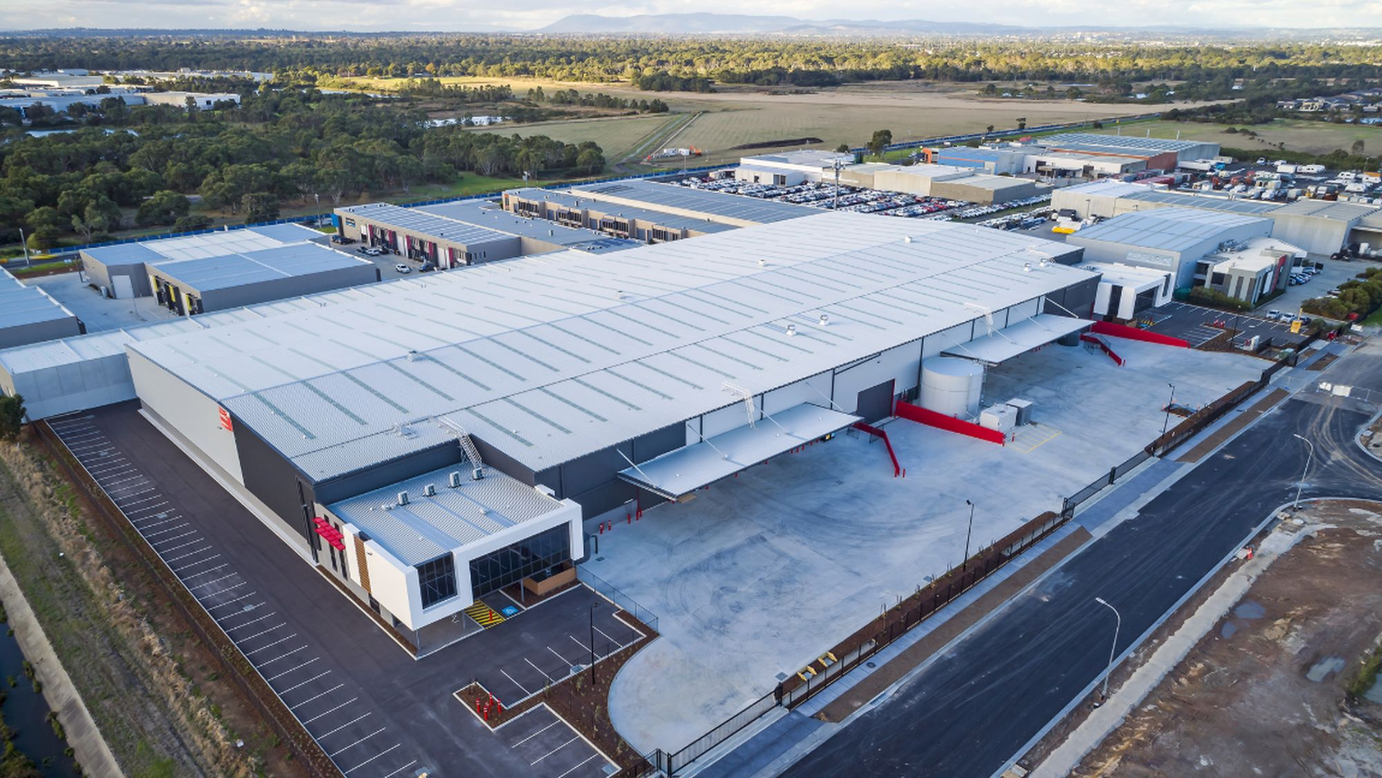 •	IVE Group, Braeside Industrial Estate, Victoria | Frasers Property Australia