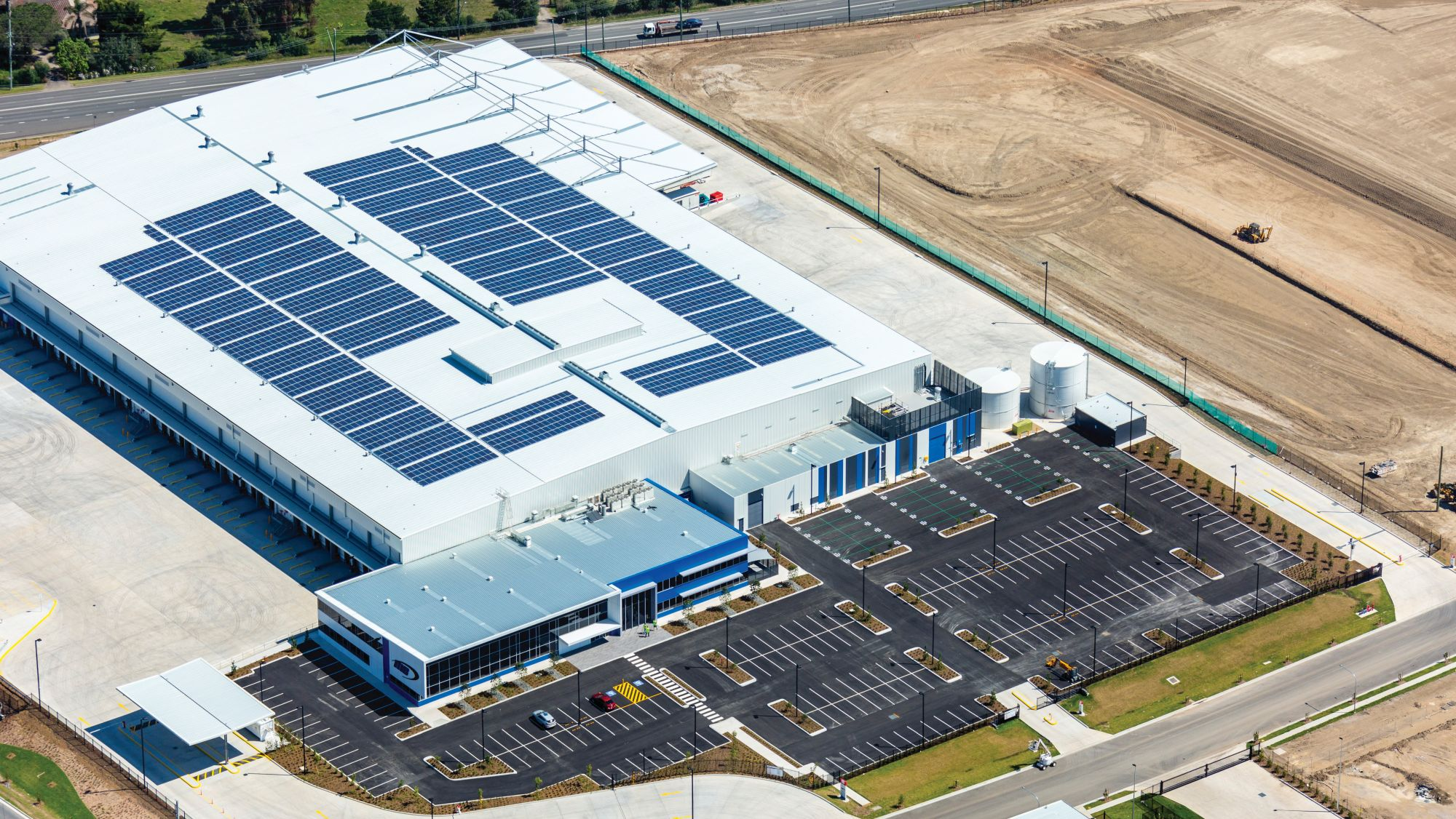 Horlsey Drive Business Park, Martin Bower Facility, New South Wales, Frasers Property Australia