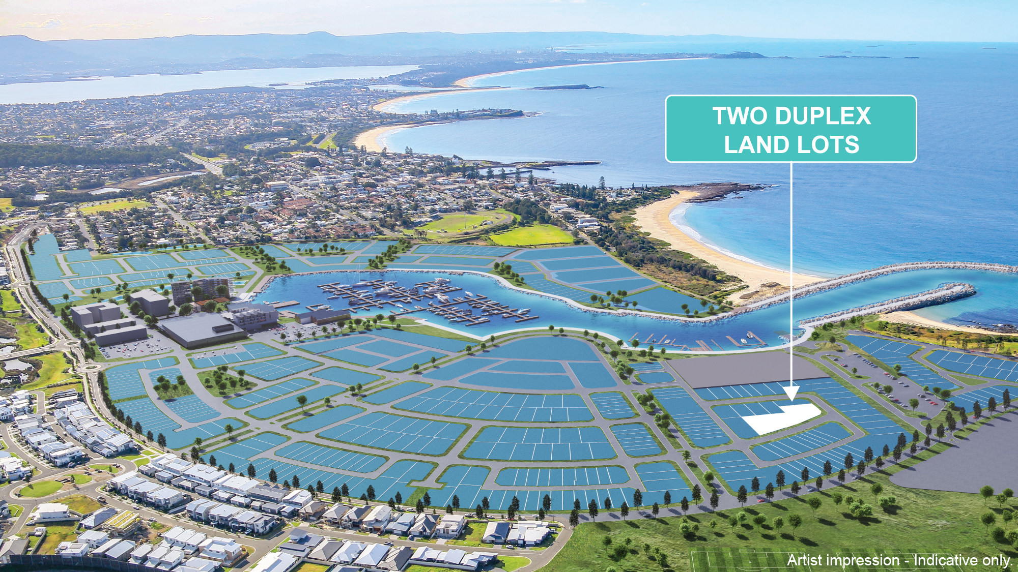 The Waterfront Shell Cove, Shell Cove NSW | Frasers Property Australia