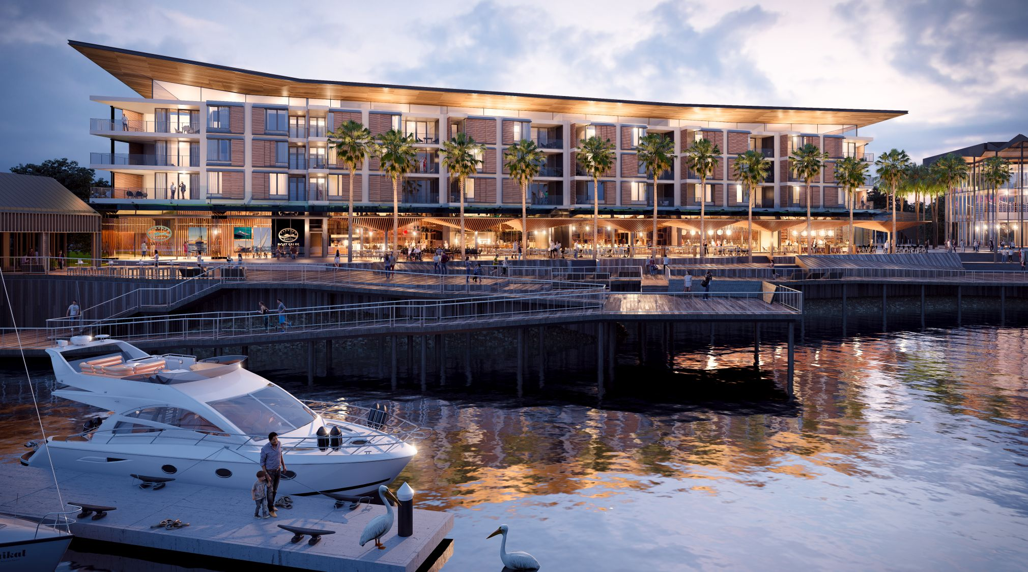 The Waterfront Shell Cove, Sails Apartments, New South Wales, Frasers Property Australia