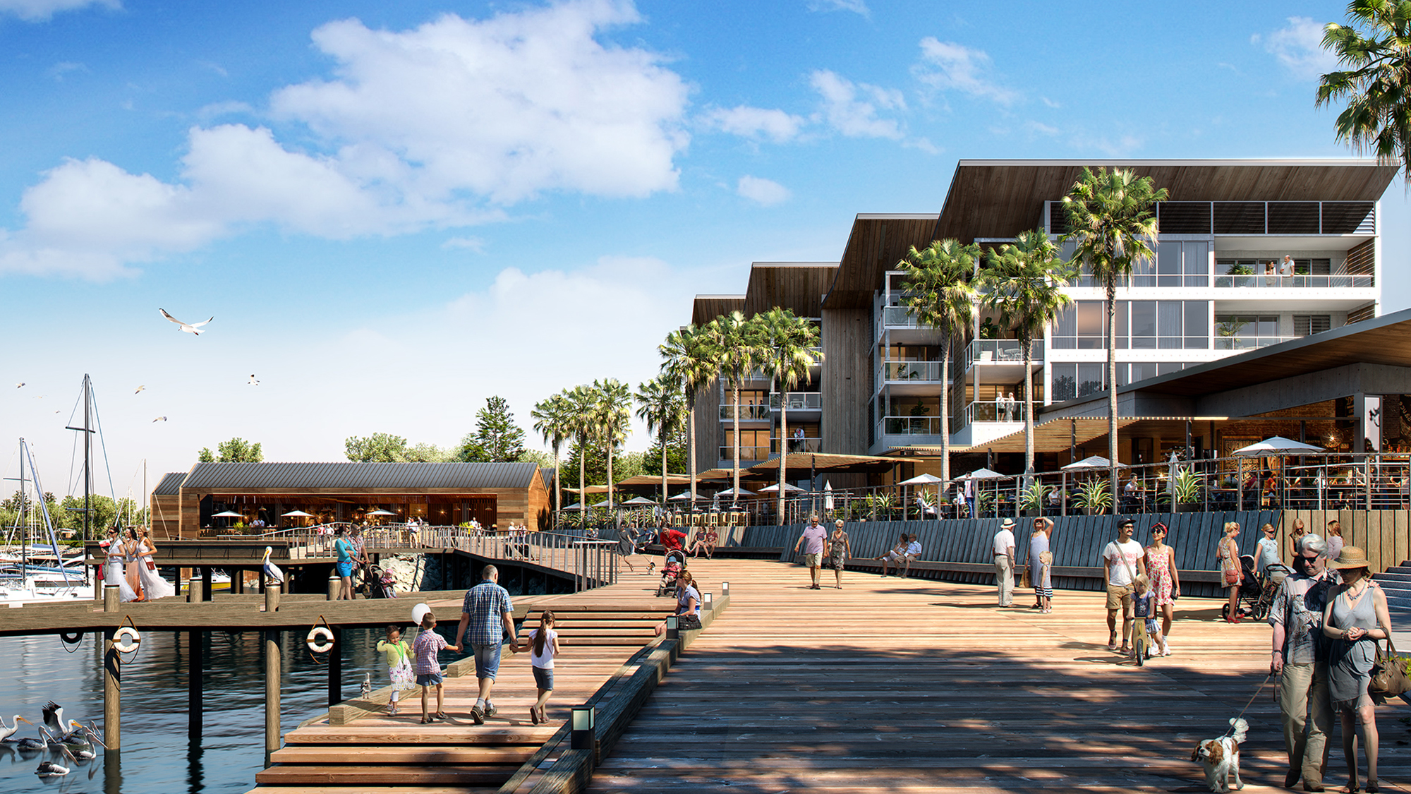 Shell Cove Exhibition Homes : Frasers property australia the waterfront s first