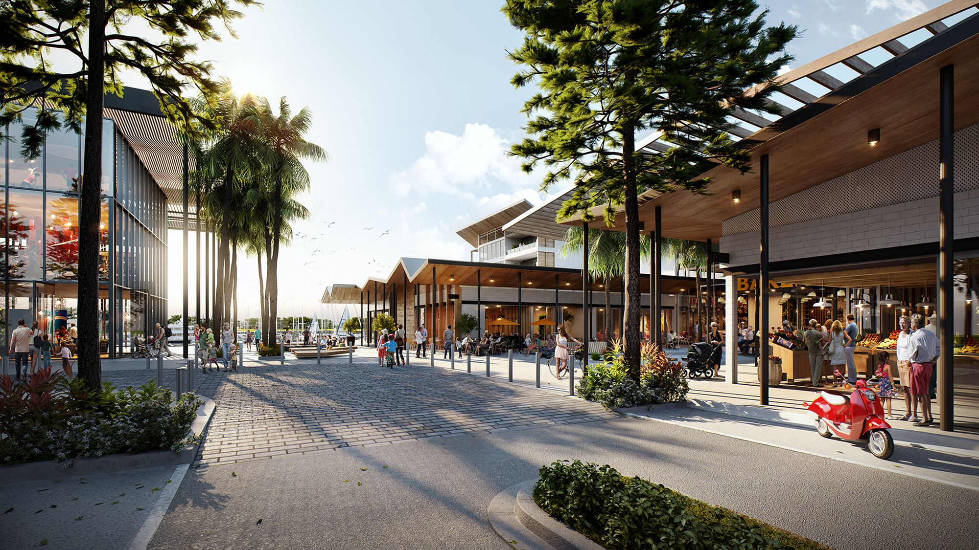 Shell Cove Exhibition Homes : Frasers property australia high demand expected for new