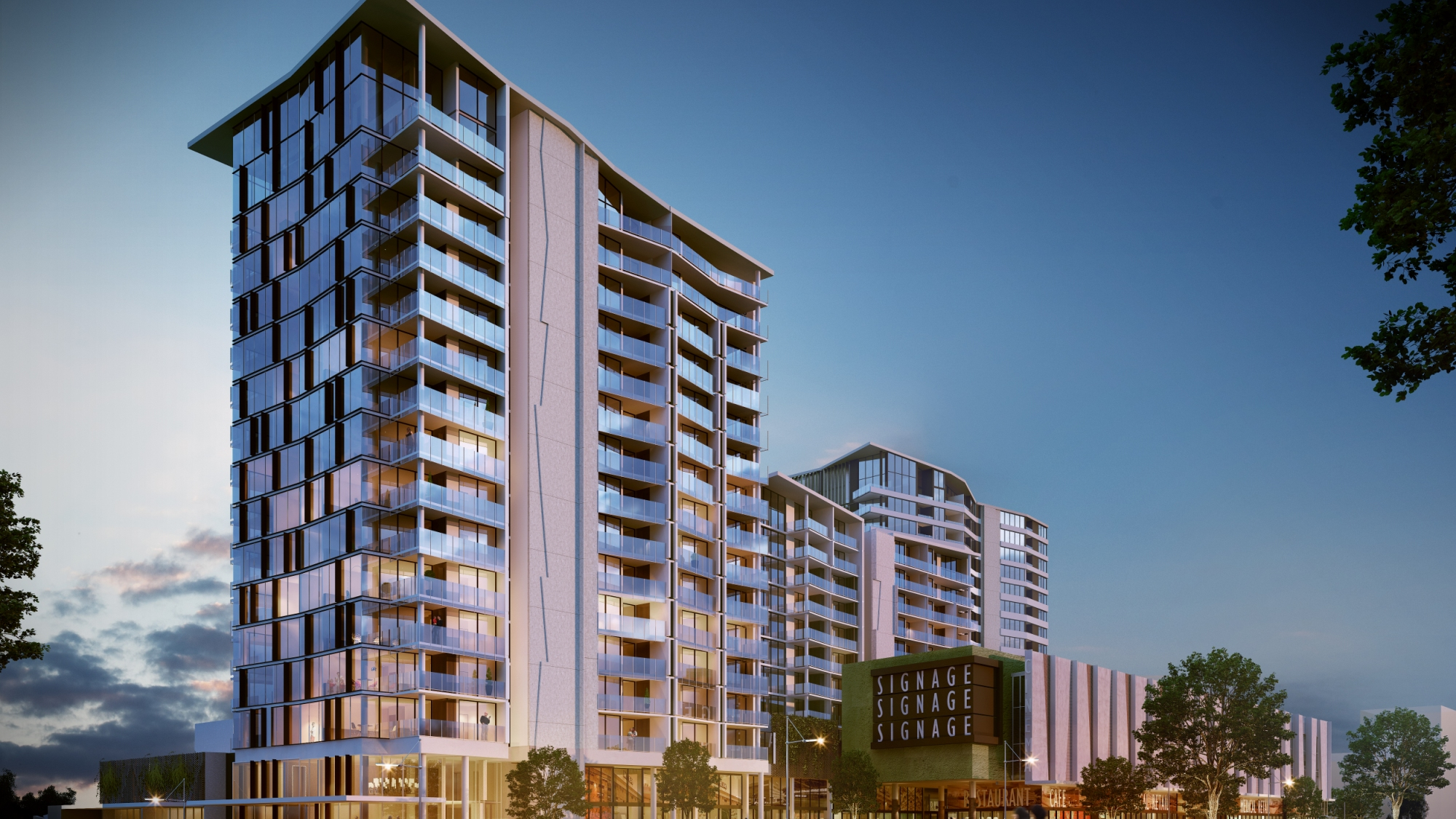 Coorparoo Square | QLD Frasers Property Australia