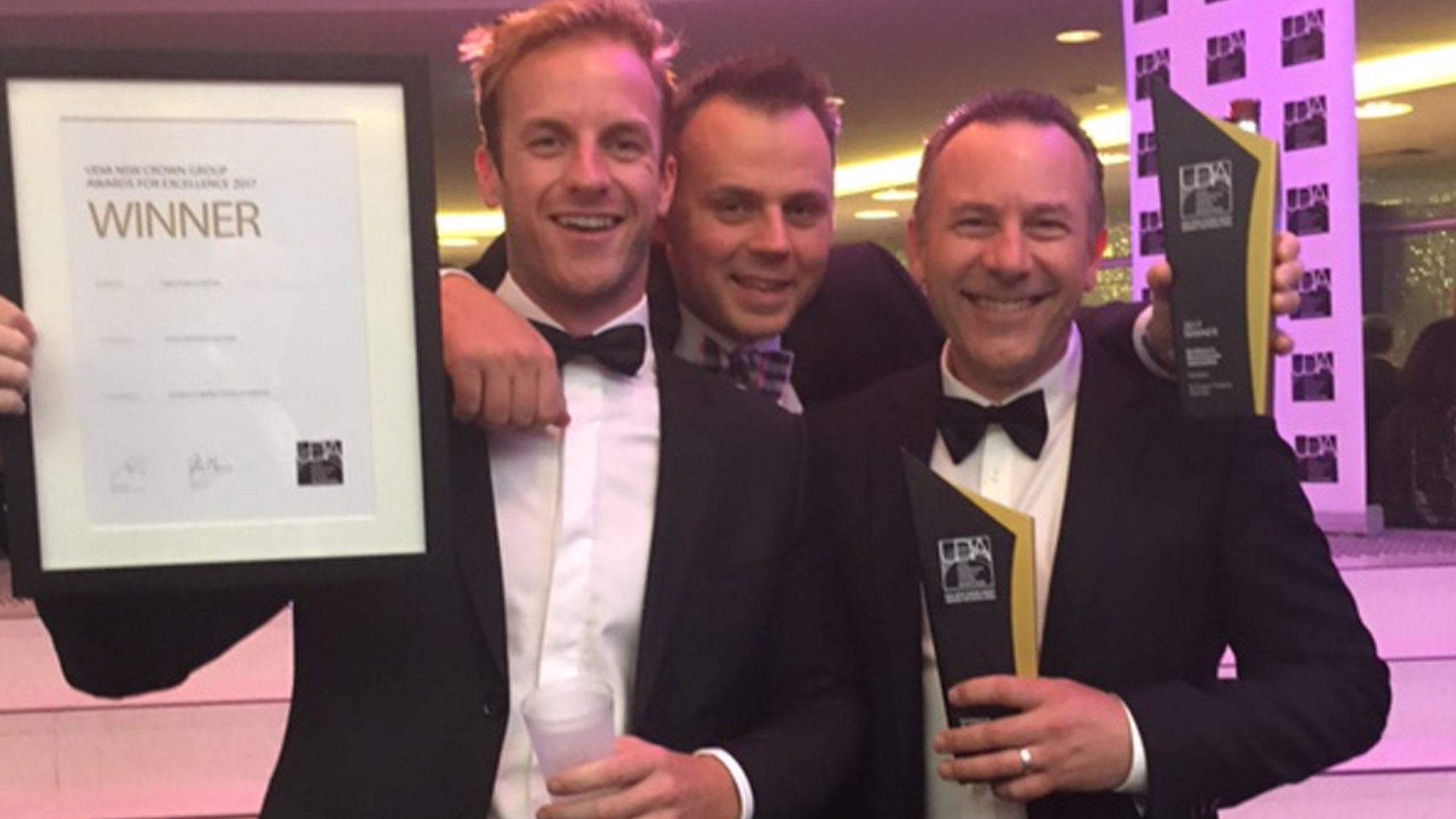 Fairwater wins UDIA award