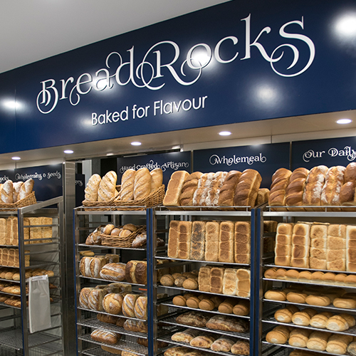 Breadrocks
