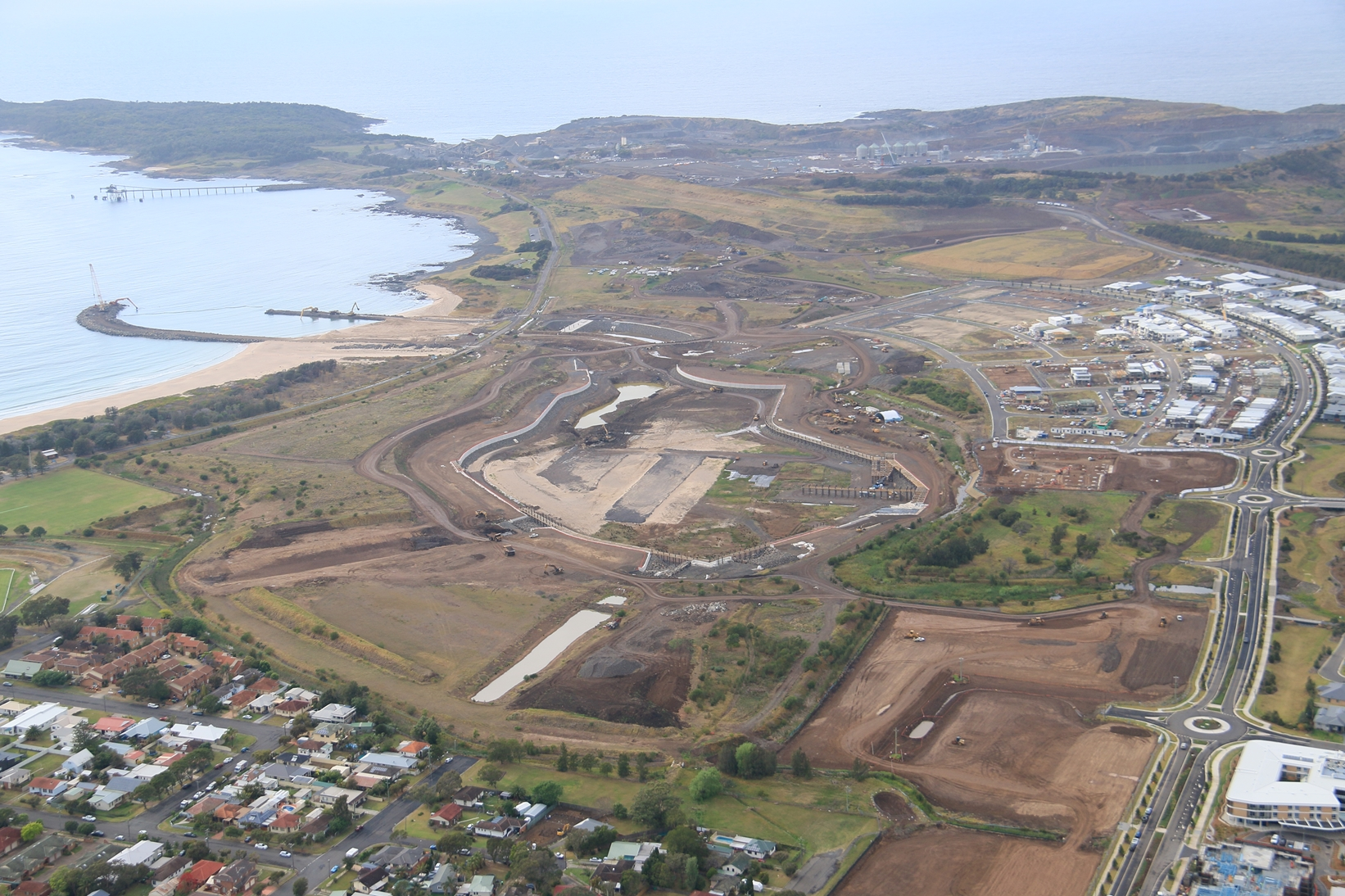 Shell Cove Aerial Image October 2017