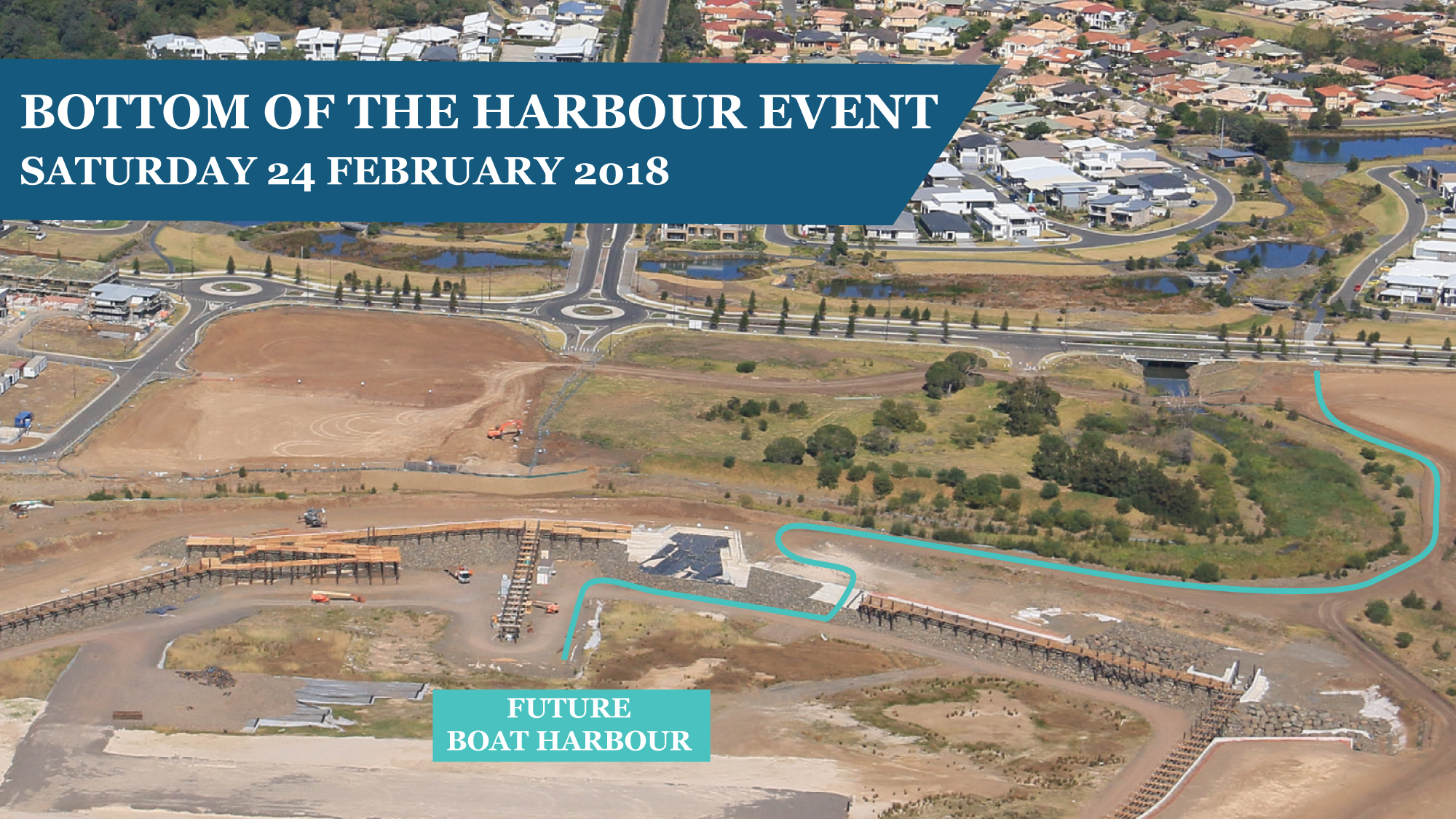 Bottom of the harbour event
