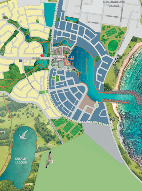 Shell Cove Masterplan
