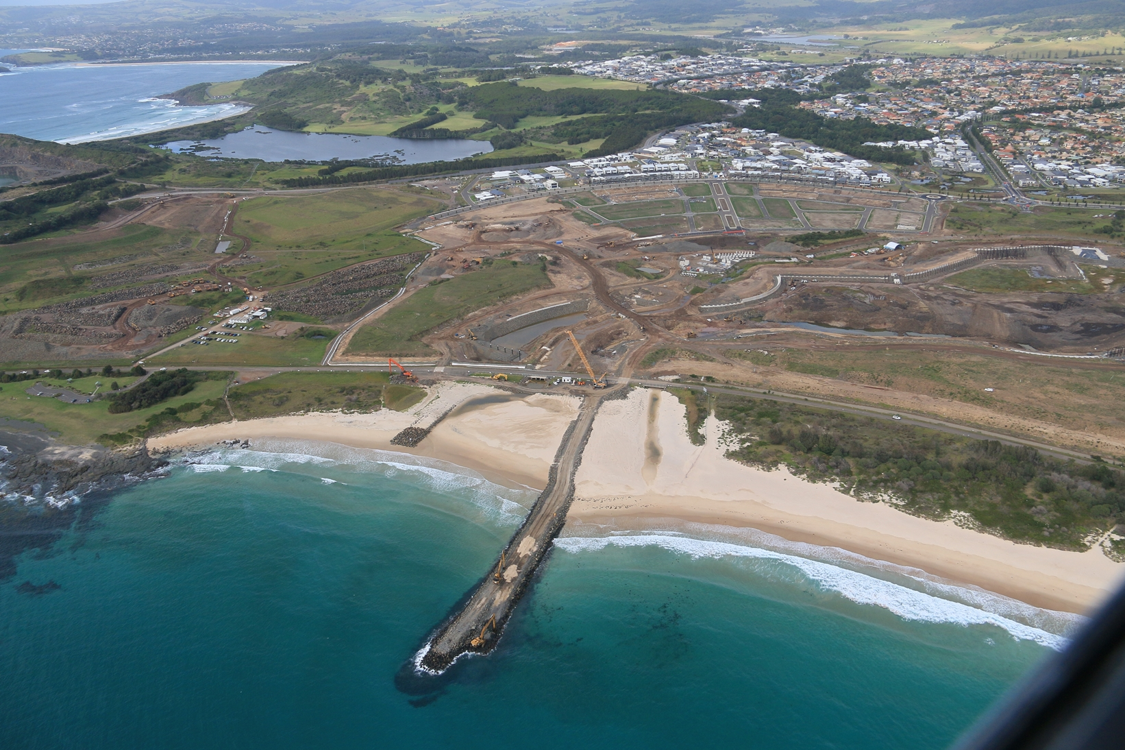 Shell Cove December 2016 Aerial Images
