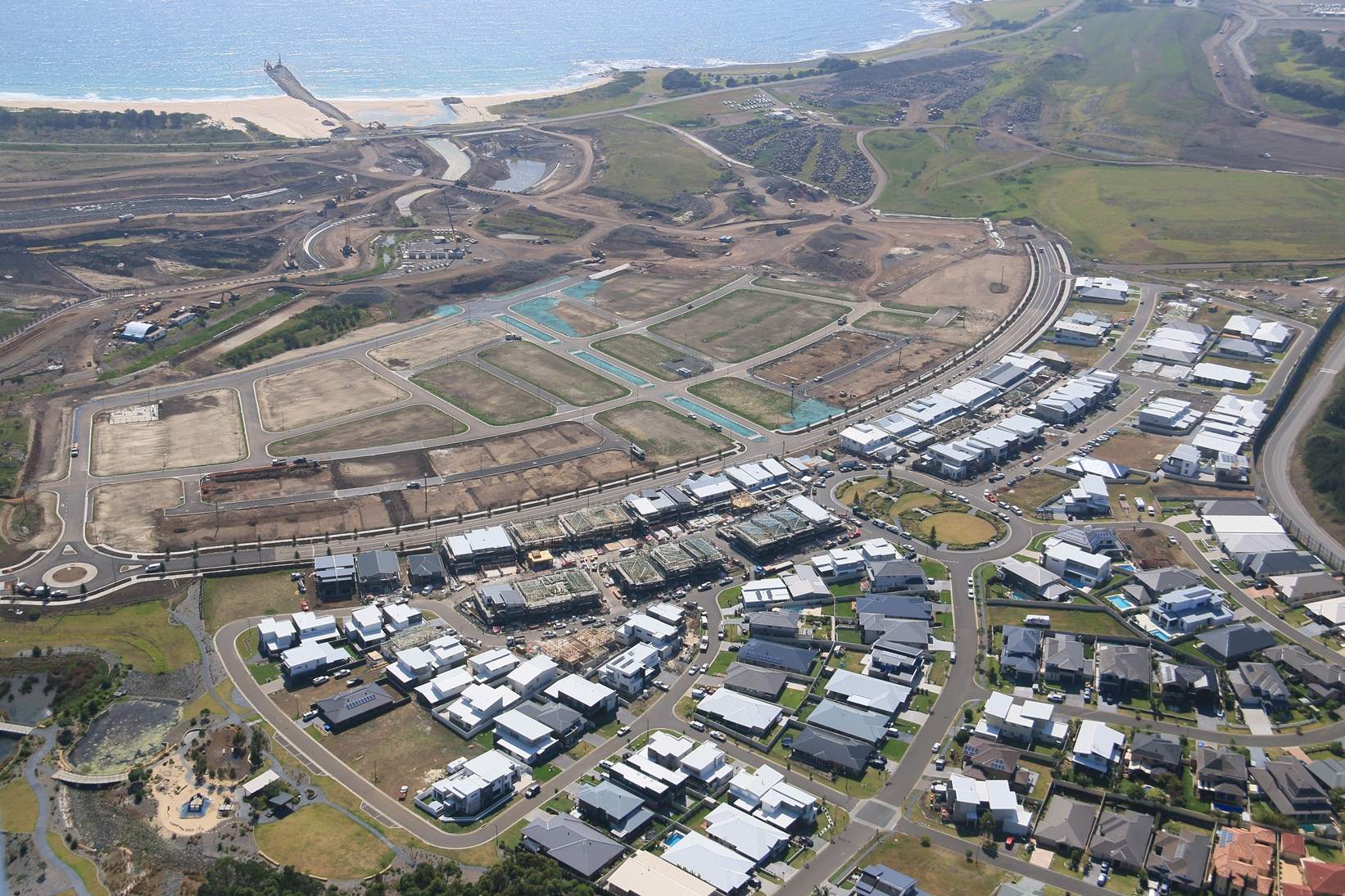 Shell Cove Aerial Images November 2016