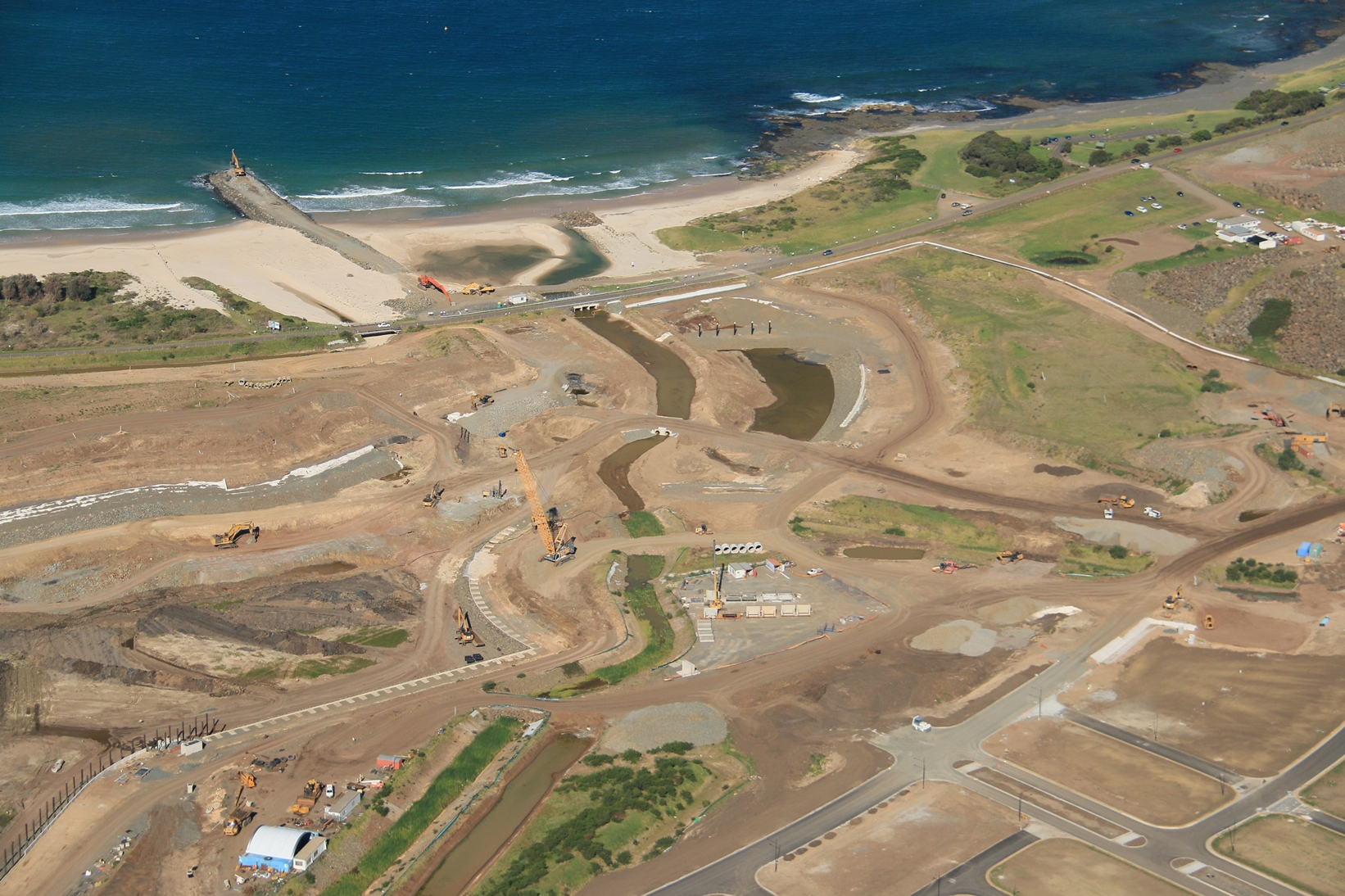 Shell Cove October 2016 Aerial Images