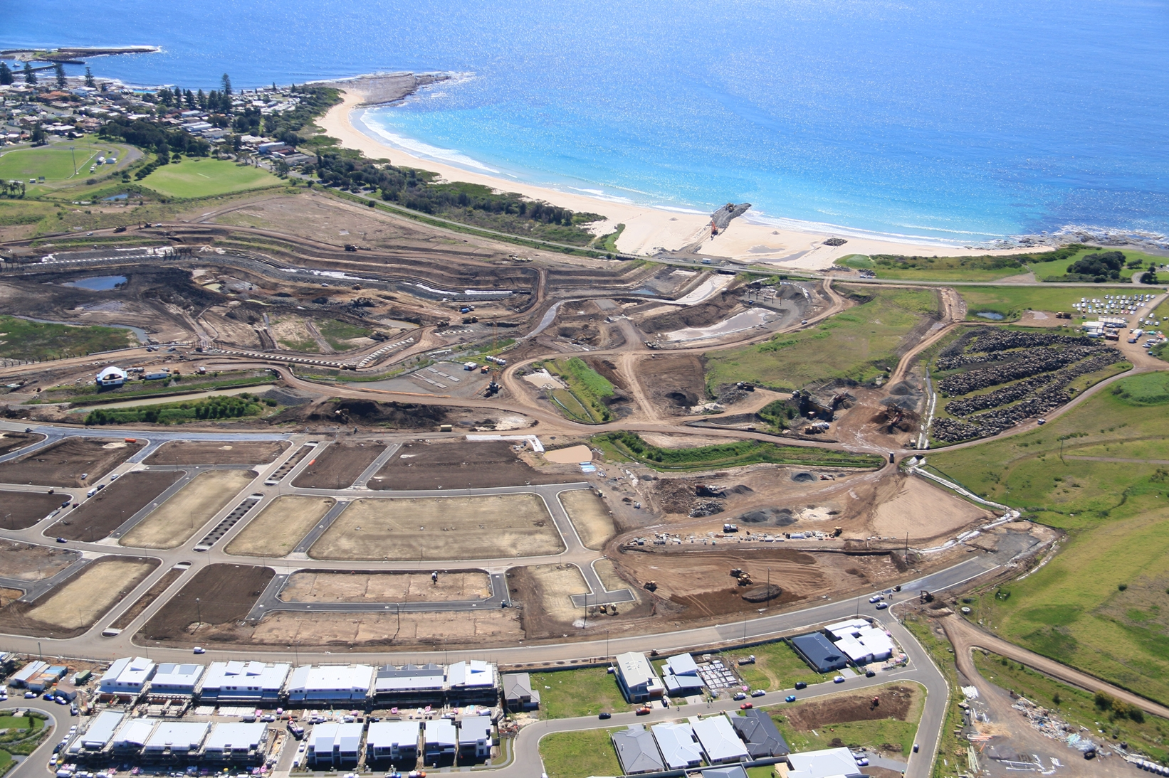 Shell Cove September Aerial Images