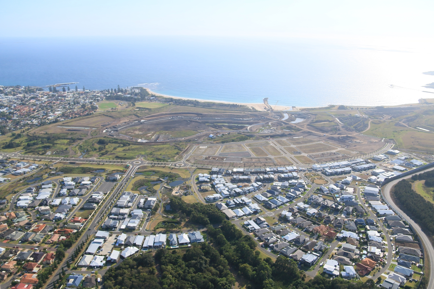 Shell Cove January 2017 Aerial Images