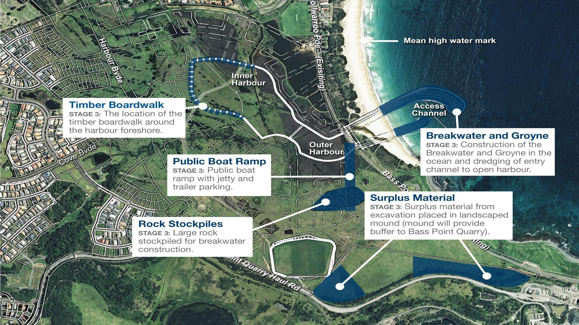 Construction Plan | Shell Cove