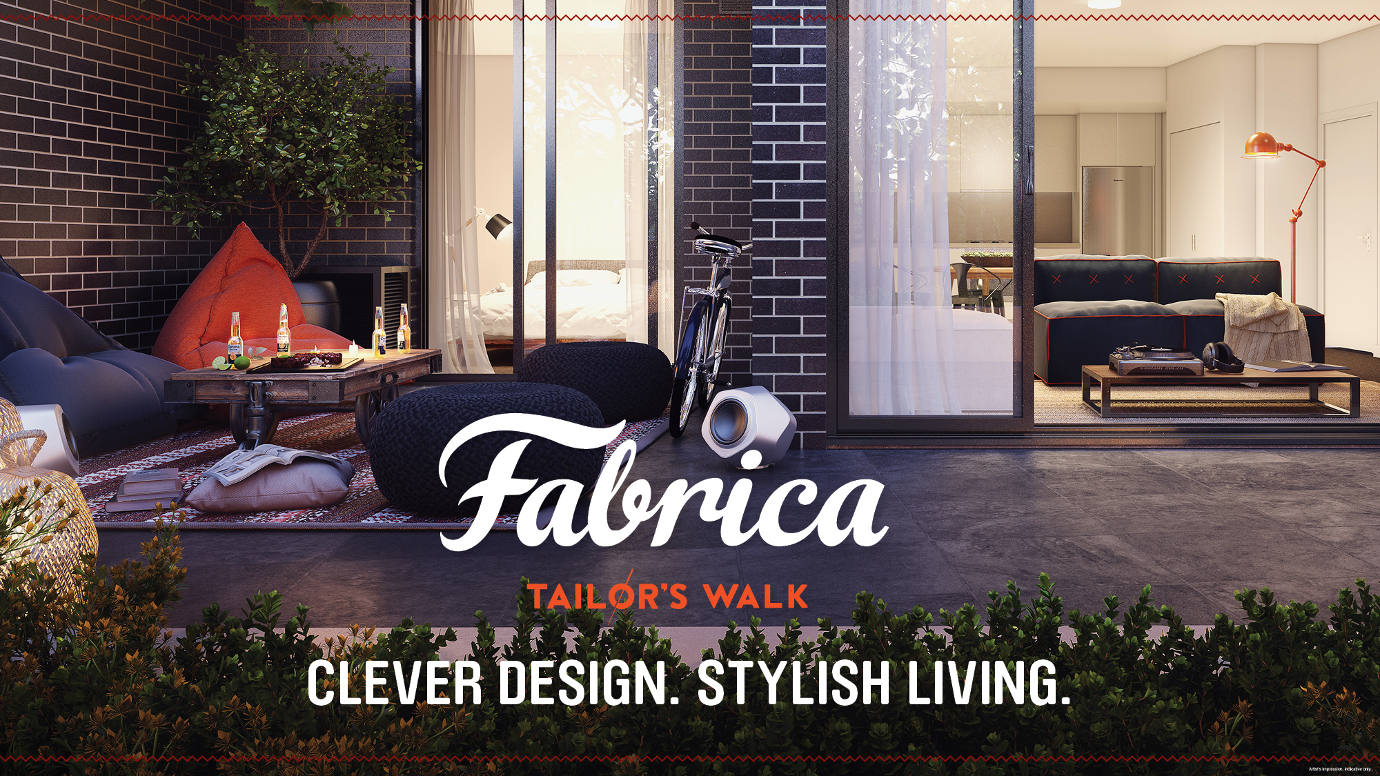 Fabrica, Tailor's Walk Apartment