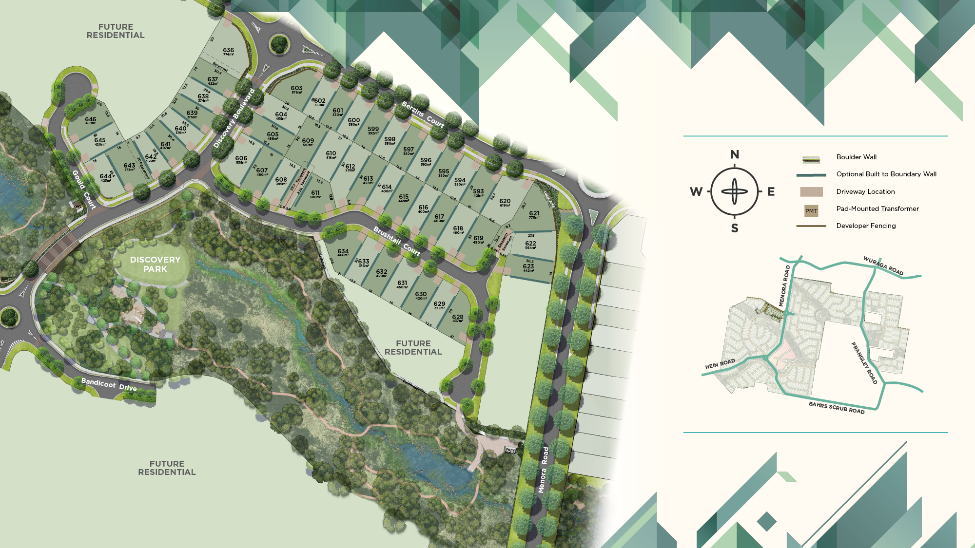 Parkview Release 1 Brookhaven Frasers Property Australia