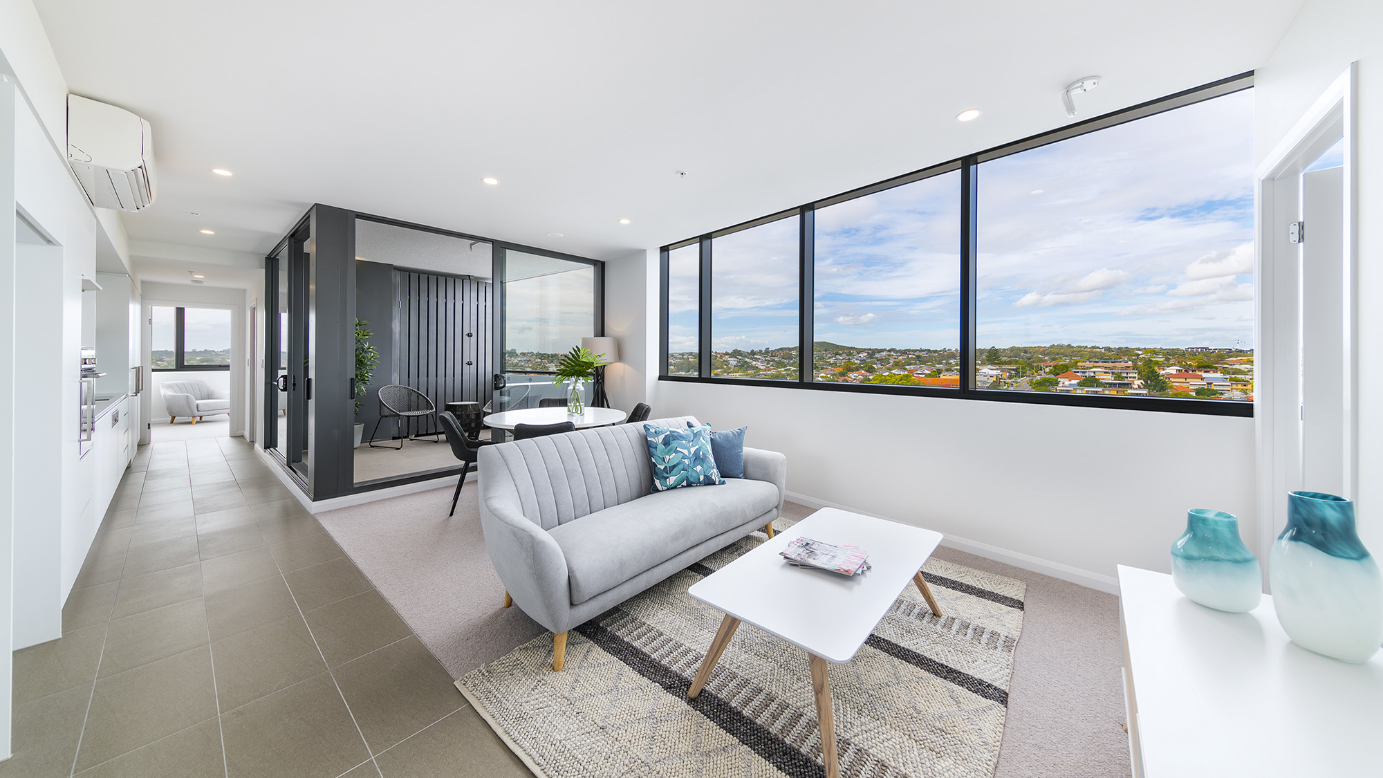 Coorparoo Square Two Bedroom Apartment
